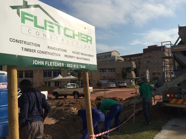 Fletcher Construction in Port Elizabeth